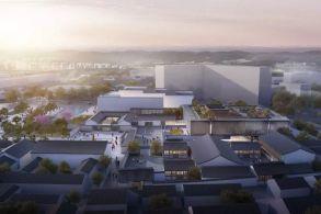 兼容并包:蔡元培纪念馆 / 浙江大学建筑设计研究院ACRC