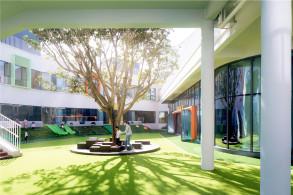 成都哈密尔顿麓湖学校:空间即教育 / 纬图设计机构