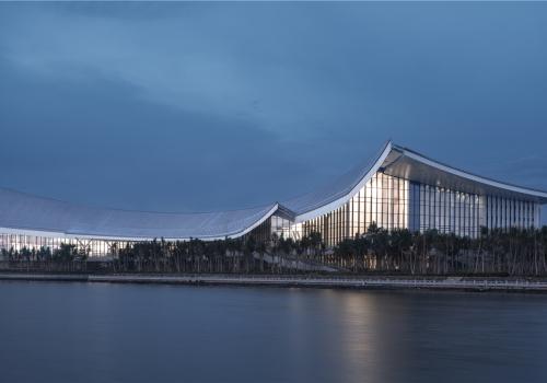 中国(海南)南海博物馆:与海港、渔村的相逢 / 华南理工大学建筑设计研究院