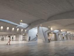 """卡拉特拉瓦""""守擂失败"""",代表作斯达德霍芬火车站扩建设计花落别家"""