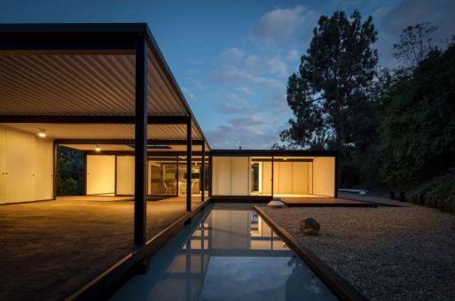 案例研究住宅计划:美西现代主义先锋如何设计居住空间?
