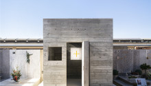 坎波·巴埃萨新作:IL CIELO IN TERRA,被光线切割的墓室