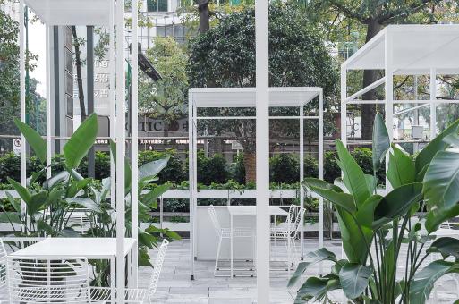 兼容的景观:峯茶 / 一乘建筑