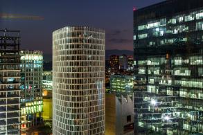 墨西哥城旧工业区改造:Cervantes大厦 / FR-EE