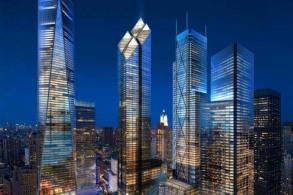 BIG遗憾放手,福斯特事务所重获纽约世贸中心2号楼设计权