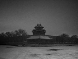 摄影   夏至:2020年2月的北京