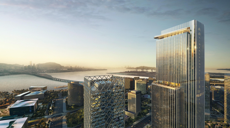 有方 - 高品质建筑资讯门户瑞湾大厦:前海湾区的城市会客厅 / Aedas