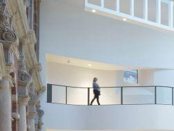 荷兰国立博物馆菲利普翼展馆:多次改造成就低调与复杂 / Cruz y Ortiz Arquitectos