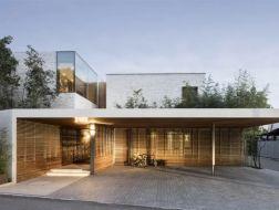 两重院、浮院:在均质房型之外 / TAOA陶磊建筑