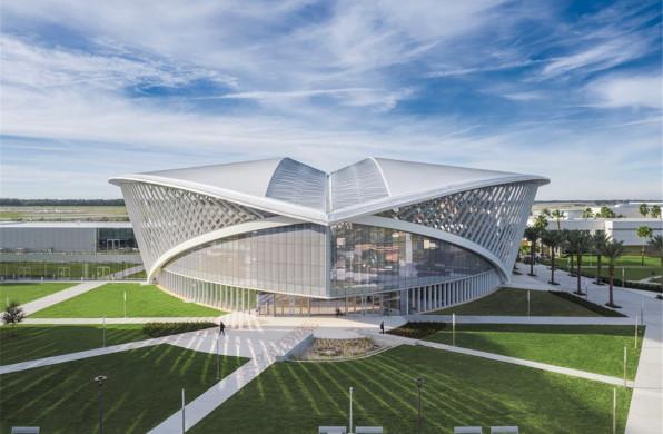 9个项目获得2020年美国钢结构行业最高荣誉