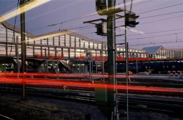 巴塞尔中央车站改造:南北城区的重新连接 / Cruz y Ortiz Arquitectos
