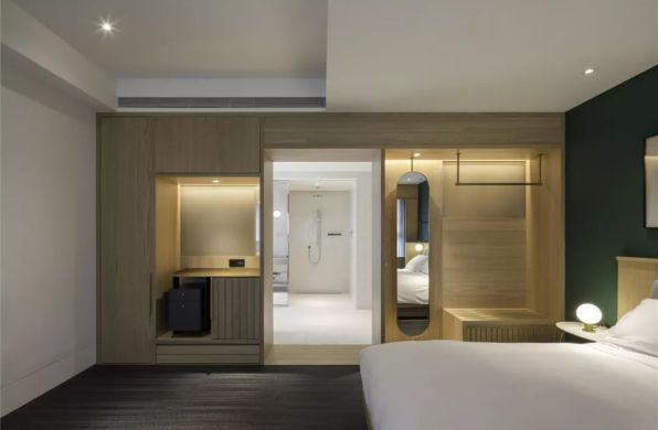 "金普顿大安酒店:""室内庇护所"" / Neri&Hu Design and Research Office"