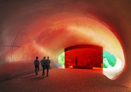 赫尔佐格与德梅隆最新方案:高速公路教堂,一条路径唤起自身感知