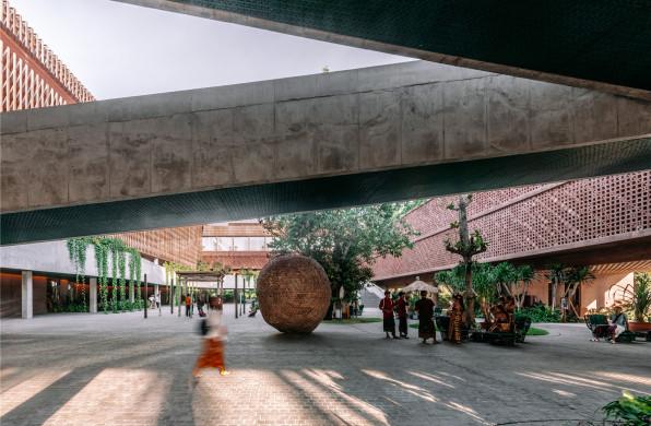 OMA新作:巴厘岛Potato Head Studios酒店,拥抱日常公共生活