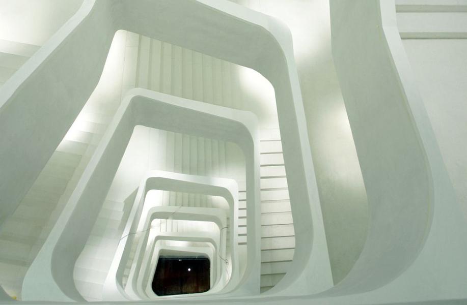 建筑地图   马德里:不可思议
