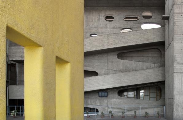建筑地图   昌迪加尔:一场巨大的实验