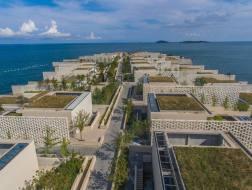 Kerry Hill遗作青岛涵碧楼被部分拆除,因其建设过程中对礁岩造成一定程度破坏