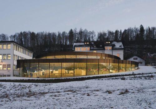 BIG新作:瑞士螺旋钟表博物馆,时光的隧道