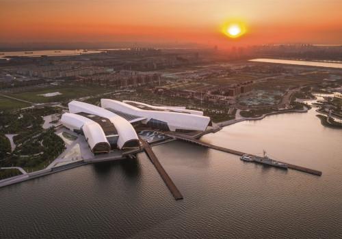 中国国家海事博物馆:海洋的意象 / COX Architecture + 天津建筑设计院