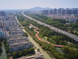 江阴绿道:串联城市空间 / BAU建筑城市设计