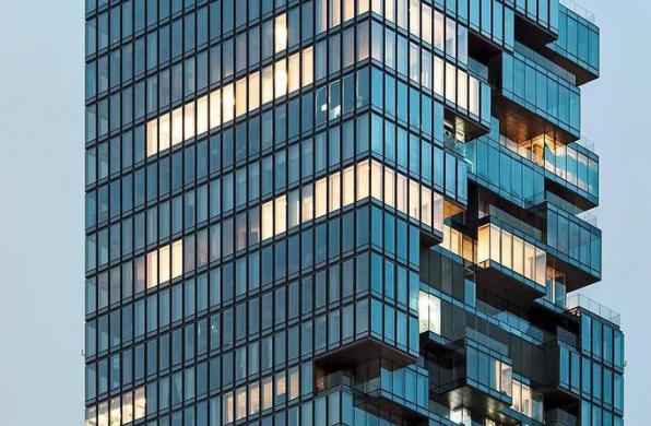 建筑地图 | 曼谷:越来越精彩