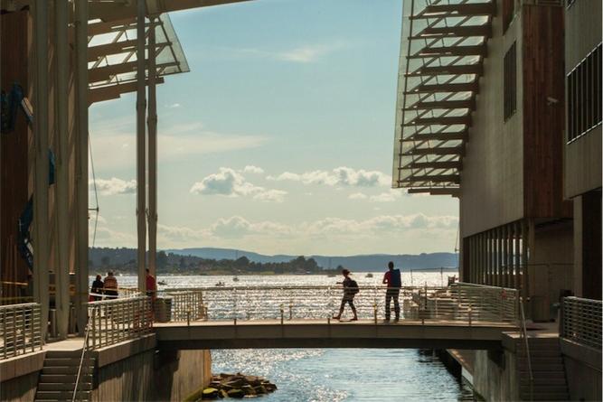 建筑地图 | 奥斯陆:峡湾之歌