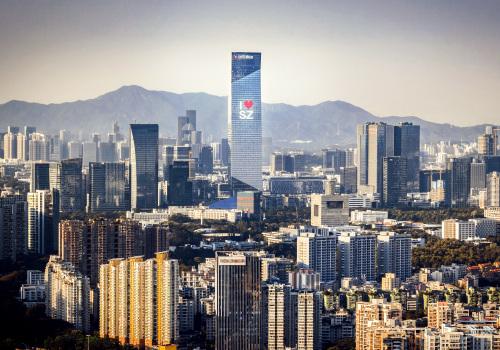 揭秘亚洲第一高纯钢结构摩天楼——深圳汉京中心