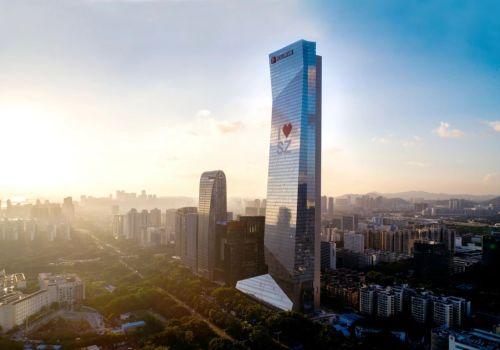 普奖得主汤姆·梅恩深圳首作落成:汉京中心,亚洲第一高纯钢结构建筑