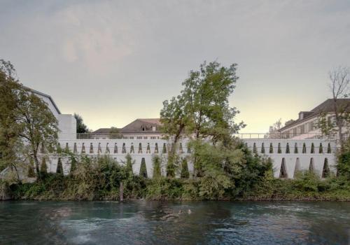 可渗透的外立面:苏黎世Tanzhaus舞蹈中心 / BAROZZI VEIGA