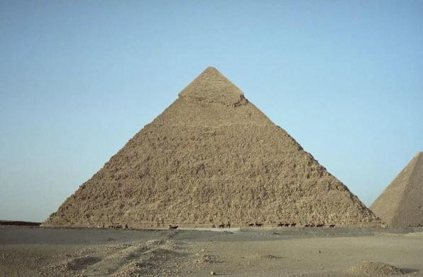 埃及笔记:金字塔