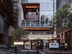 H Code:城市与街区尺度的平衡 / 思联建筑设计