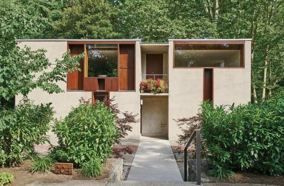 经典再读63 | 玛格丽特住宅:路易·康最小巧精致的私宅设计