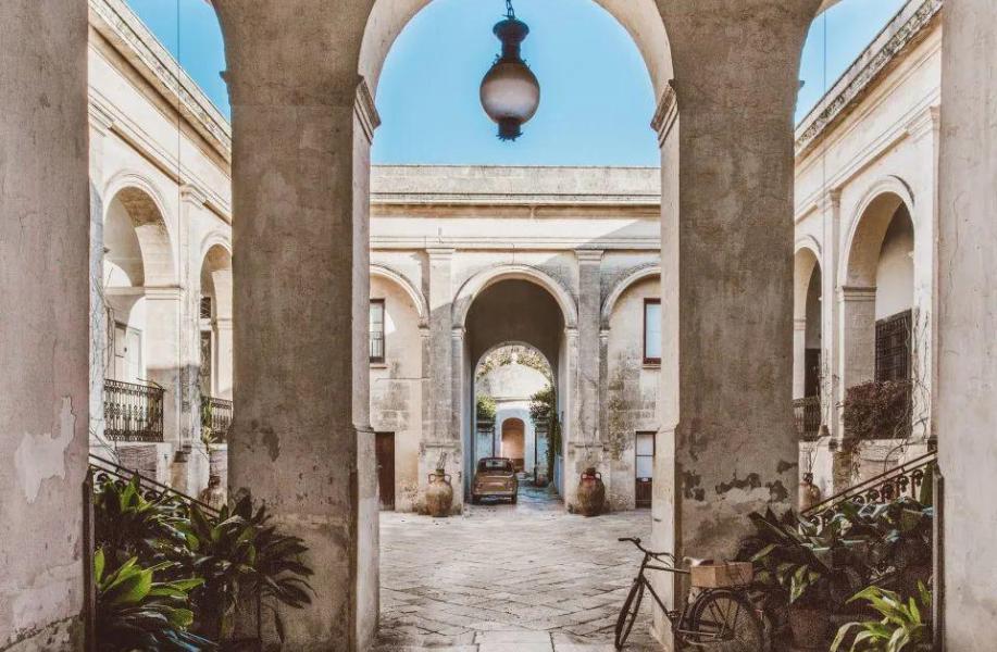 下榻地 | Palazzo Daniele:极简与伟大