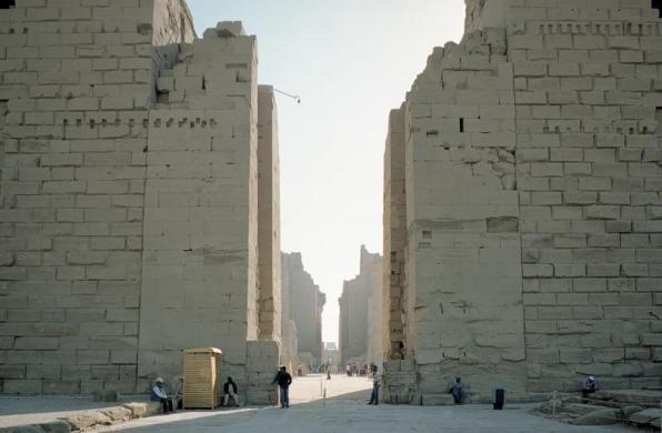 埃及笔记:底比斯与众神