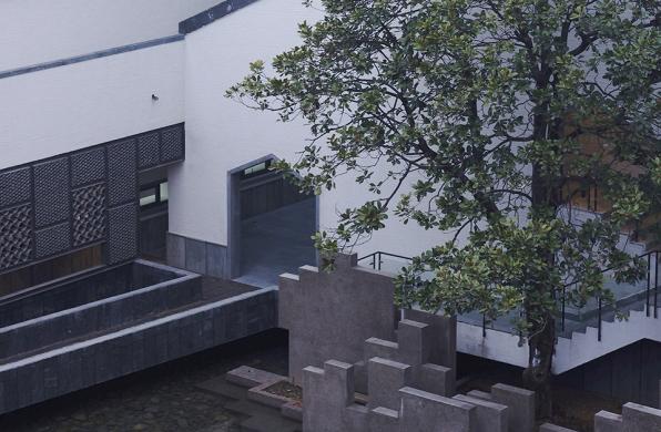 建筑地图 | 安徽:一幅传统语境下的当代拼贴画