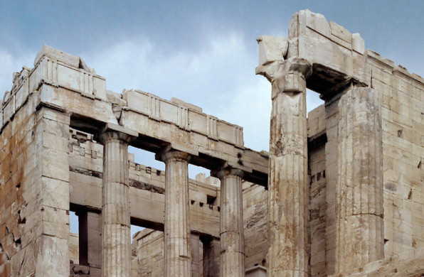 建筑地图 | 雅典:史诗城市