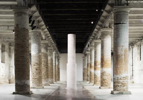 Barozzi Veiga:感性的纪念性