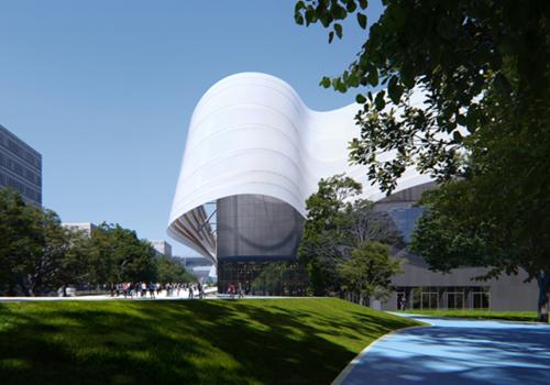 MAD最新竞赛方案:2024巴黎奥运会水上运动中心