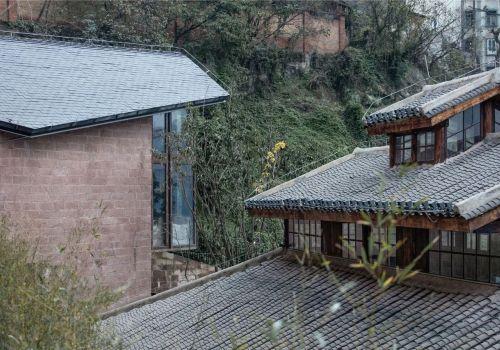 非常建筑新作:重庆故宫学院