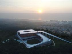 阿那亚启行营地 / 清华大学建筑设计研究院