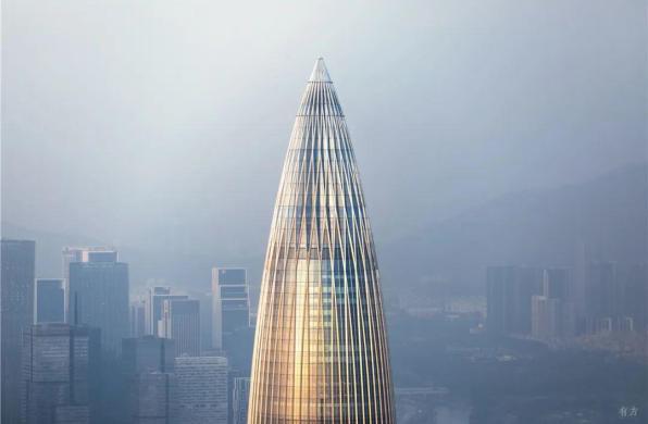 建筑地图 | 深圳:新建成