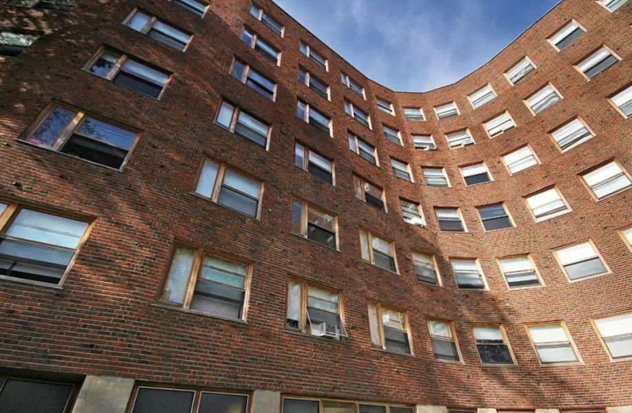 经典再读66 | 麻省理工贝克公寓:曲面的巧思