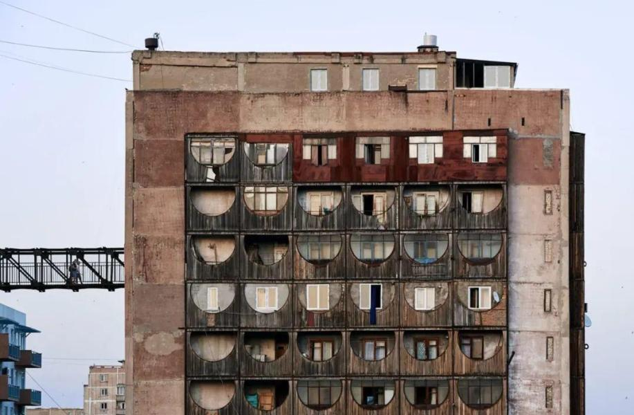 建筑地图 | 第比利斯:颓美的粗野主义