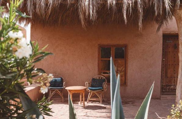 下榻地 | Berber Lodge:质朴的回归