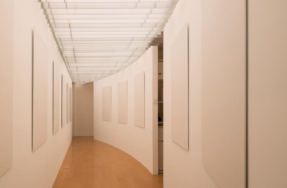 米凹新办公室:在室内营造室外感 / 米凹工作室