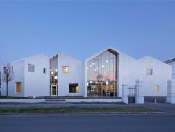 意大利震后重建系列项目:连接情感的建筑 / MC A建筑事务所