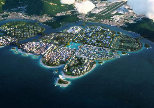 BIG最新规划方案:BiodiverCity,为马来西亚打造全球目的地