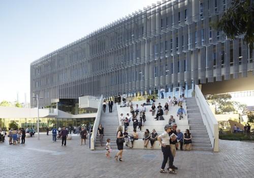 墨尔本大学设计学院:当空间本身成为教材 / John Wardle Architects + NADAAA