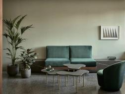 设计酒店28 | Perianth Hotel:看得见风景的房间