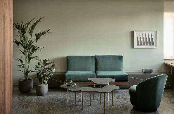 下榻地 | Perianth Hotel:看得见风景的房间